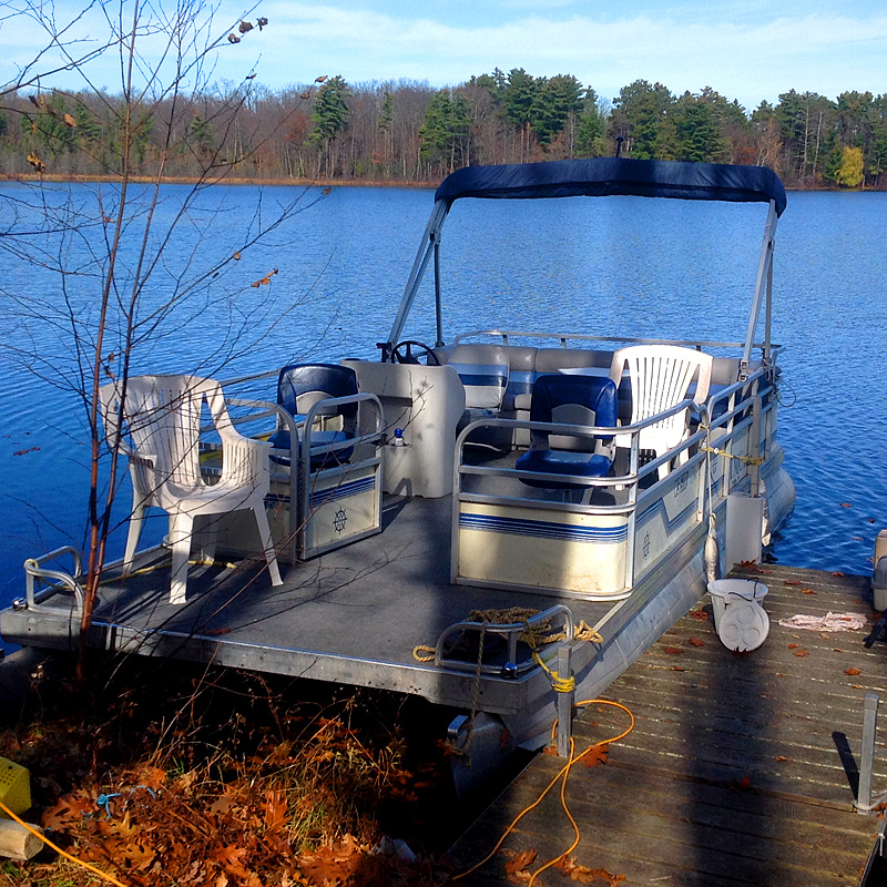 Boat rentals on spider lake chain timber bay resorts for Wisconsin fishing resorts with boat rentals